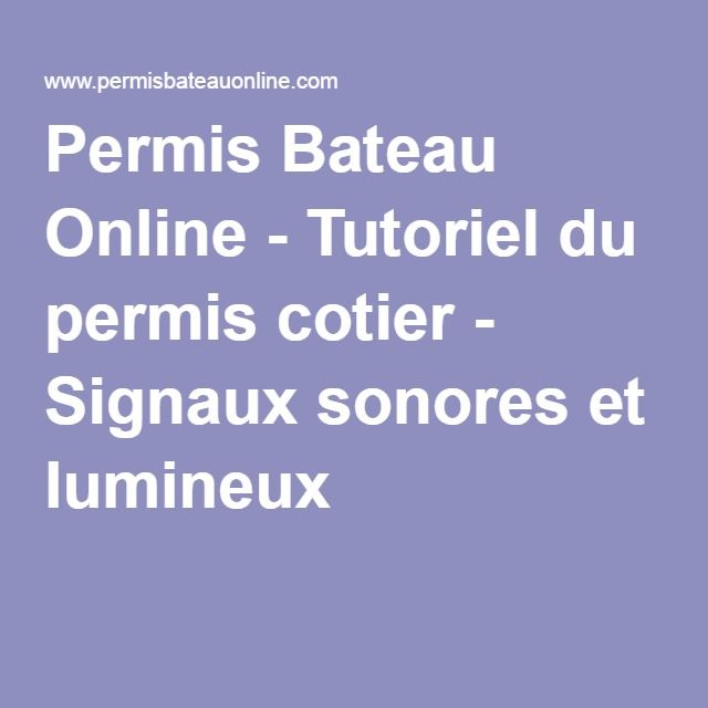 les 25 meilleures id es de la cat gorie permis bateau sur pinterest. Black Bedroom Furniture Sets. Home Design Ideas
