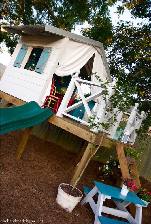 Cush and Nooks: The Cubby House