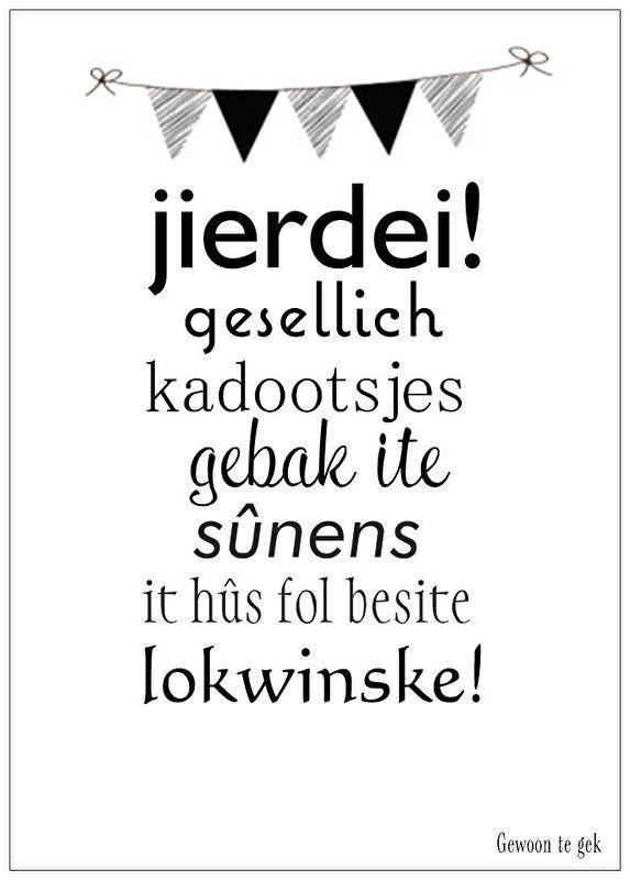 Fryske kaarten - Gewoon Te Gek!