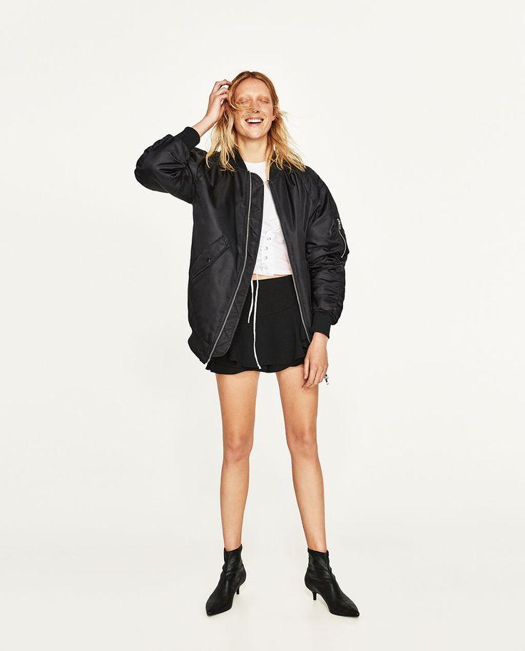 Image 1 de BLOUSON BOMBER XL de Zara