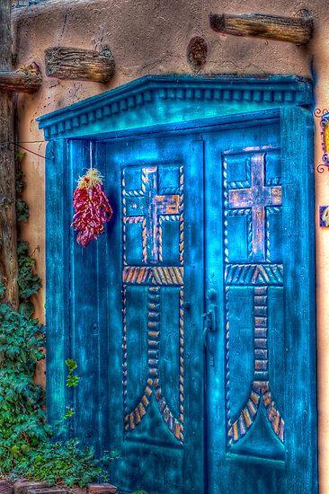 Abriendo Puertas y Ventanas...Santa Fe, NM by Charlotte D. Ottilo