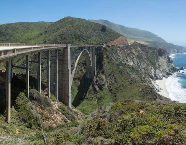 Pacific Coast Highway: California (One Week)