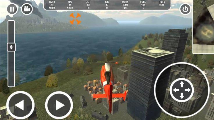 Top Free Flash Flight Games - Air Ambulance Simulator Game