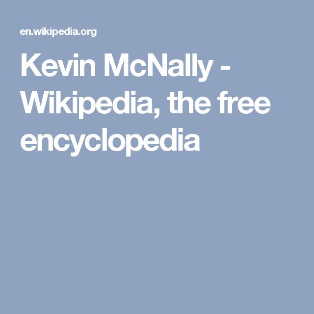 Kevin McNally - Wikipedia, the free encyclopedia