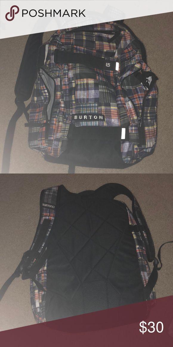 Cool burton bag! School backpack or travel backpack Burton Bags Backpacks