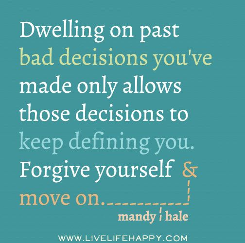 17 Best Bad Decisions Quotes On Pinterest