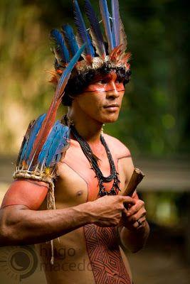 Índios Maués - Amazonas