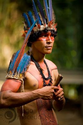 Hugo Macedo: Os Índios Maués - Amazonas
