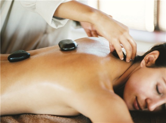 THE MASSAGE: For muscle tension  #youandyourwedding