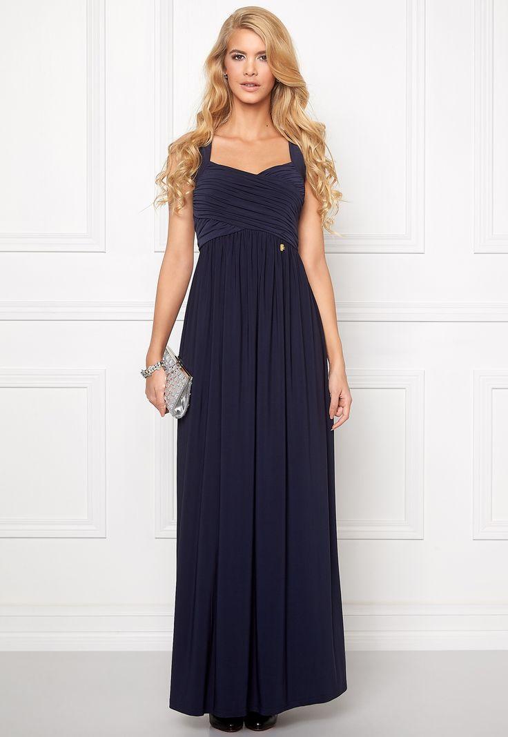 Chiara Forthi Rochelle Maxi Dress Blue - Bubbleroom