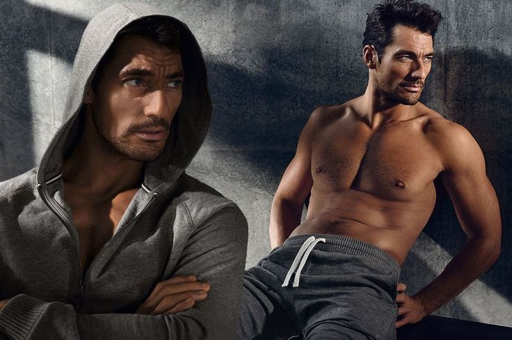 David Gandy For MS