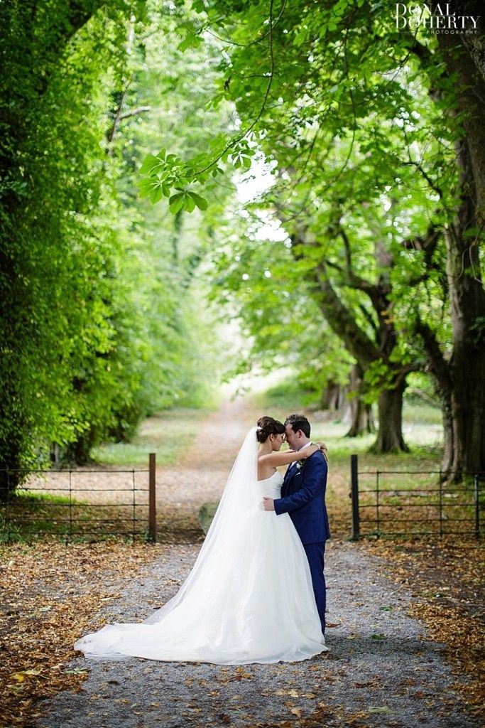 Couple photoshoot in the nature at MUCKROSS PARK HOTEL, KILLARNEY