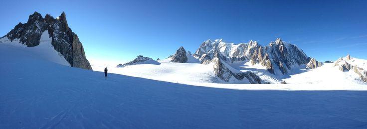 5 esperienze da fare sul Monte Bianco per innamorarti della montagna