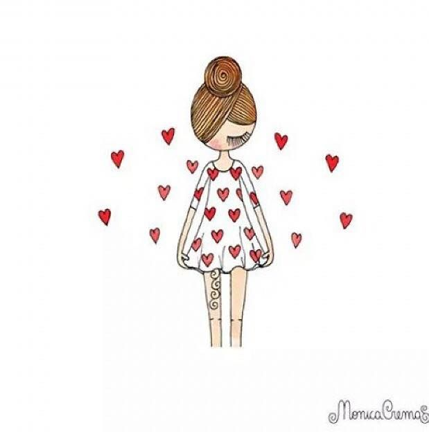 (Monica Crema) Cute Doll Girl