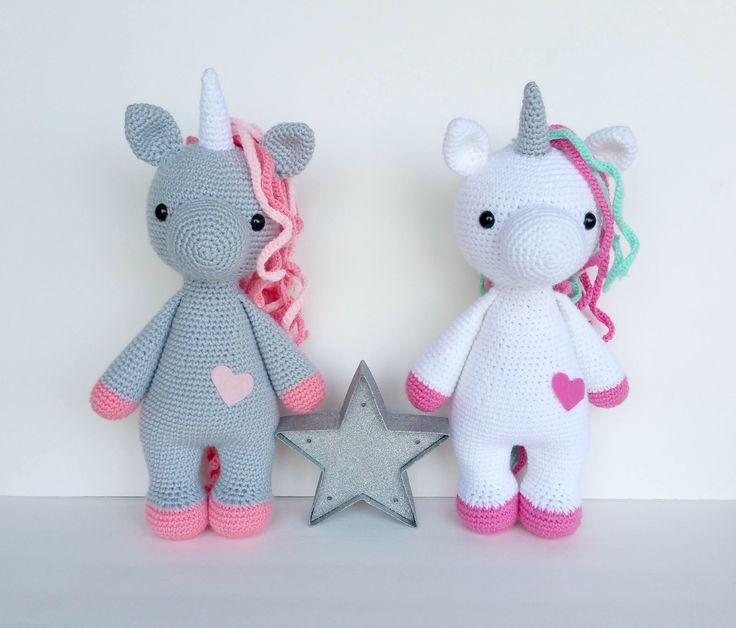 unicorn crochet pattern, crochet pattern, unicorn doll, unicorn toy, crochet unicorn by SweetOddityArt on Etsy https://www.etsy.com/au/listing/506969024/unicorn-crochet-pattern-crochet-pattern