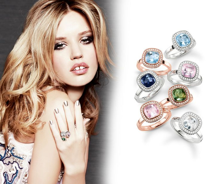 Get inspired by selected items of our Pre-Collection: http://shop.thomassabo.com/XX-xx/special/glamsoul-precollection/ov