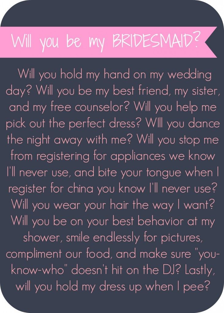 9 best bridesmaids images on pinterest bridesmaid will you be my bridesmaid letter lip gloss and high heels spiritdancerdesigns Image collections