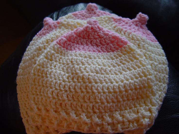 Baby Boobie Hat. pro-public breastfeeding.. €10.00, via Etsy.
