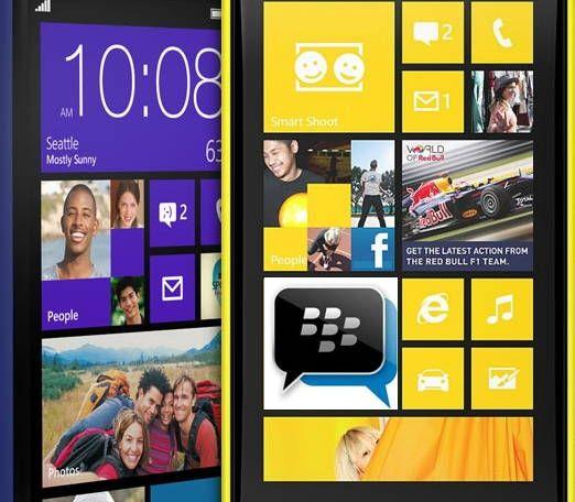 BBM comes to Windows Phone