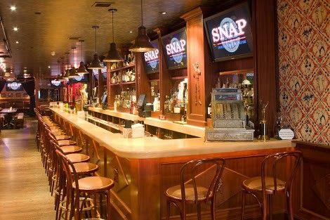 Dise os de bares r sticos y cl sicos caf s bares y for Disenos para bares