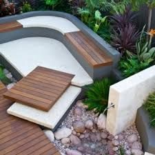 Image Result For Concrete Patio With Timber Inserts