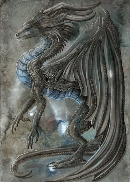 Here ♥ Be ♥ Dragons