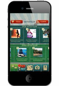 Aktivite Kulübü - appwoX Mobil Uygulama Geliştirme #mobilyazılım #mobil uygulama