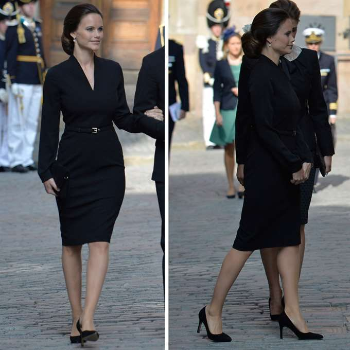 Princess Sofia of Sweden at the Opening of Parliament Sept. 13, 2016