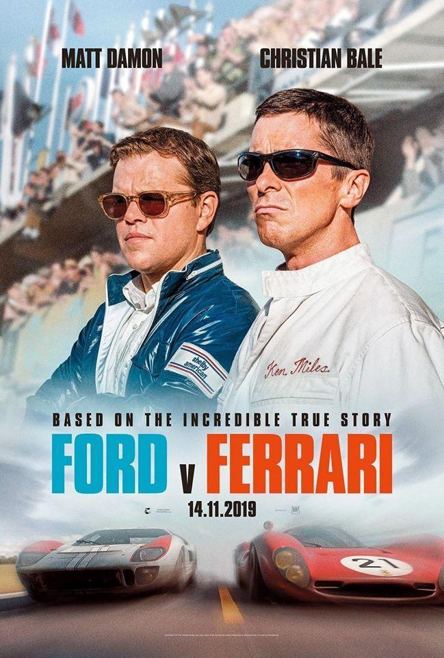Chernin Entertainment Twentieth Century Fox In 2020 Ferrari Carroll Shelby Free Movies Online