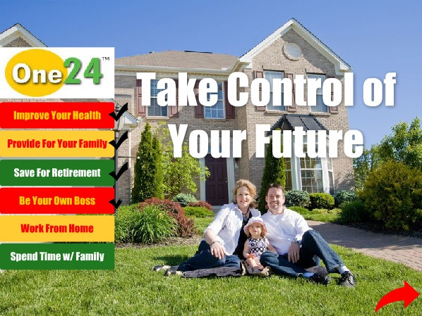 Take Control Of Your Future :)