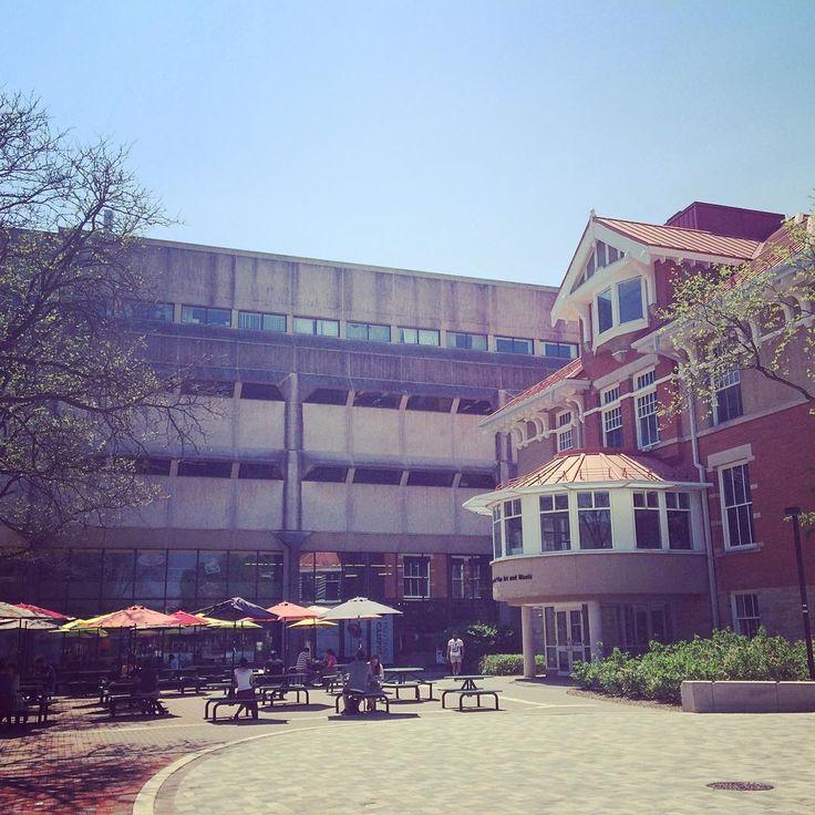 Sunny Zavitz Hall and Branion Plaza