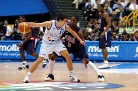 Diamantidis against USA team in 2006!!!