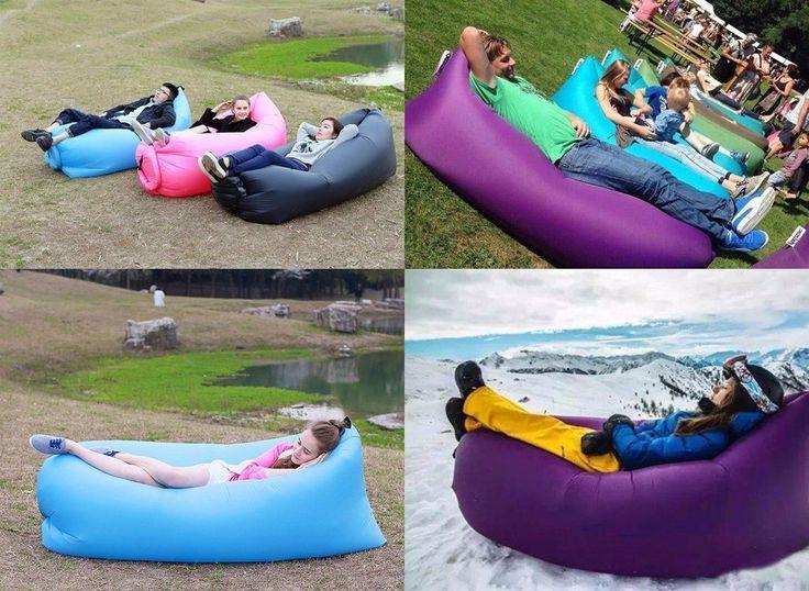 Надувной мешок-кровать для отдыха http://ali.pub/pkg1s   Мы в VK https://vk.com/ali_experts #aliexperts_tourism  #aliexperts_summer