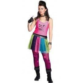 Déguisement punk femme