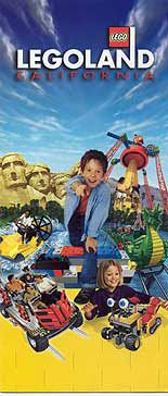 LEGOLAND! (Yes, we are both big kids at heart)