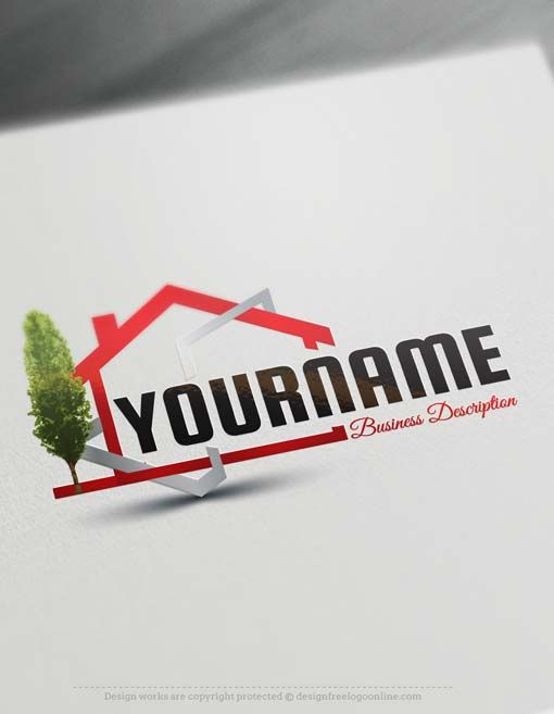 Free Logo Maker House Logo 101 Best Real Estate Logo Ideas