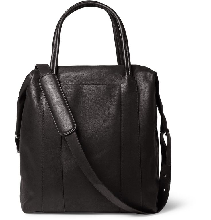 Maison Martin Margiela Leather Tote | MR PORTER