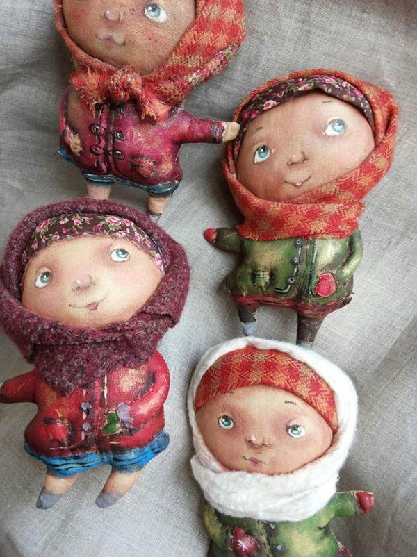 Muñecas de textil | todas las muñecas