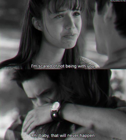 A walk to remember ( Just reading this brought tears to my eyes)