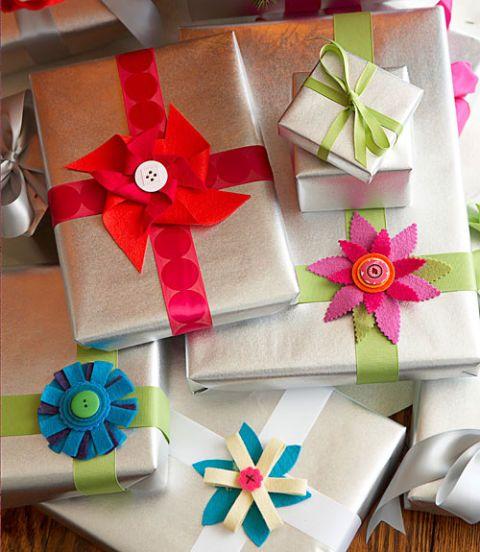 Felt Christmas Crafts For Children