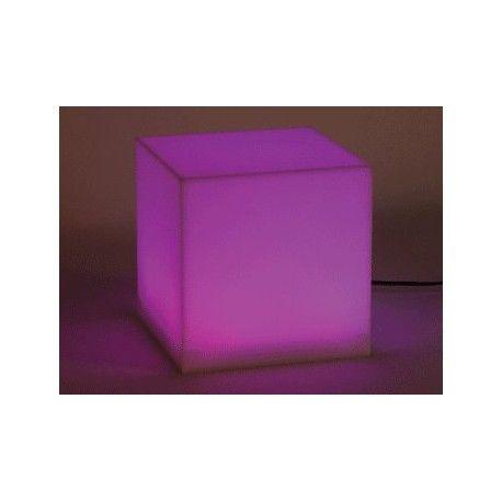 LED Kubus voor een prachtige atmosfeer in je huis.