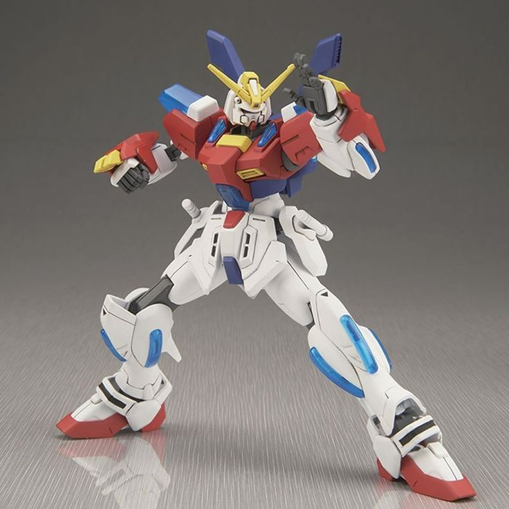 Gundam Build Fighters GM's counterattack High Grade 1/144 Plastic Model : New Gundam (Tentative Name)
