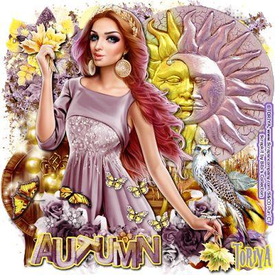 "MI RINCÓN GÓTICO: AD CT TEAM, ""Autumn Princess"""