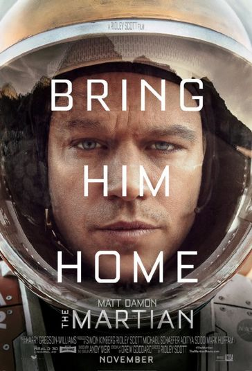 Matt Damon, Donald Glover, Jessica Chastain, Chiwetel Ejiofor, Kate Mara & More Star in 'The Martian' Trailer - Watch Now!