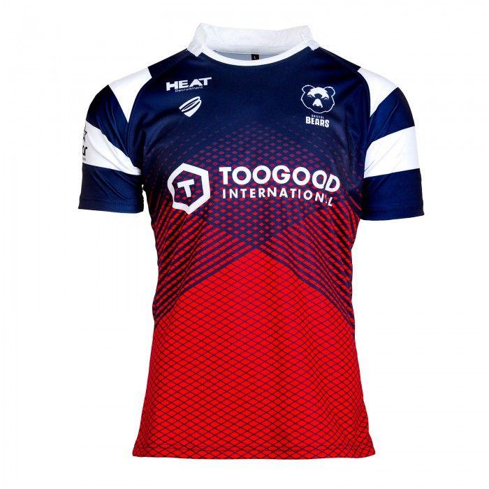 Bristol Bears Premiership Rugby Camisetas Rugby Uniformes
