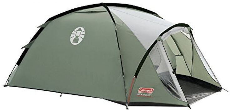 Coleman Rock Springs 3 Tent Three Person Camping Hiking Outdoor Brand New #Coleman