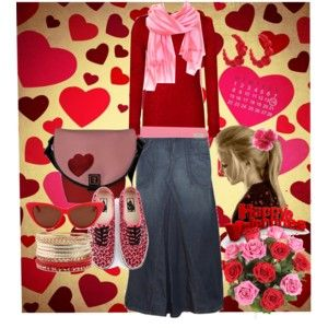 Valentine's Day Casual <3