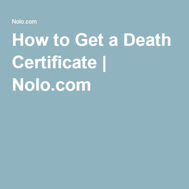 Where Do I Get A Death Certificate Images Creative Certificate