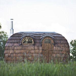 Iglo sauna  – dobbelt