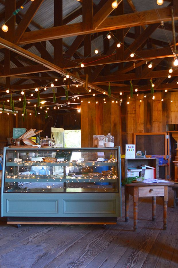 Pie Ranch in Pescadero, California. From the Spotted SF blog.